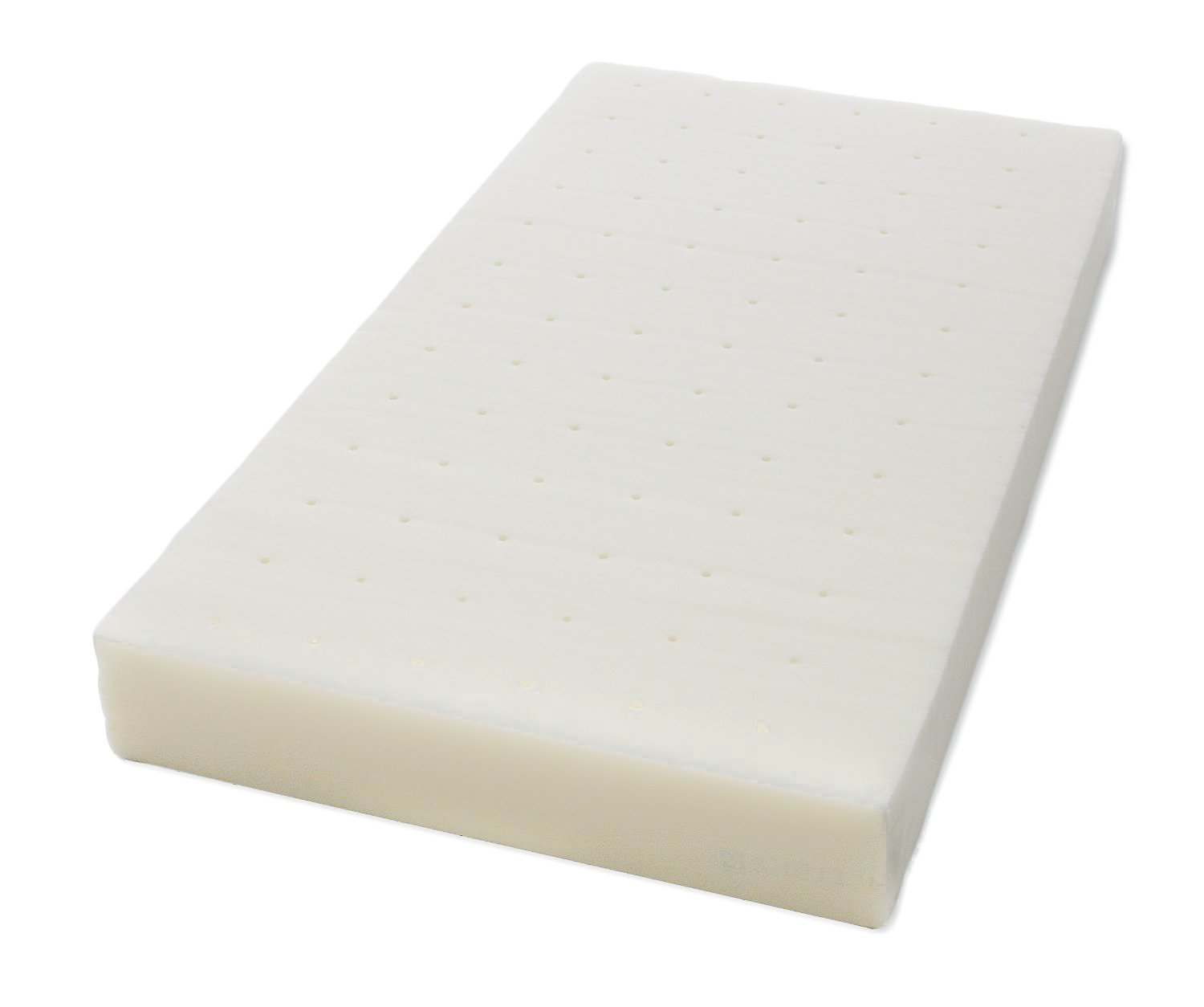 Memory Foam Crib Mattress Topper With Waterproof Cover Milliard Bedding The Ultimate Sleep