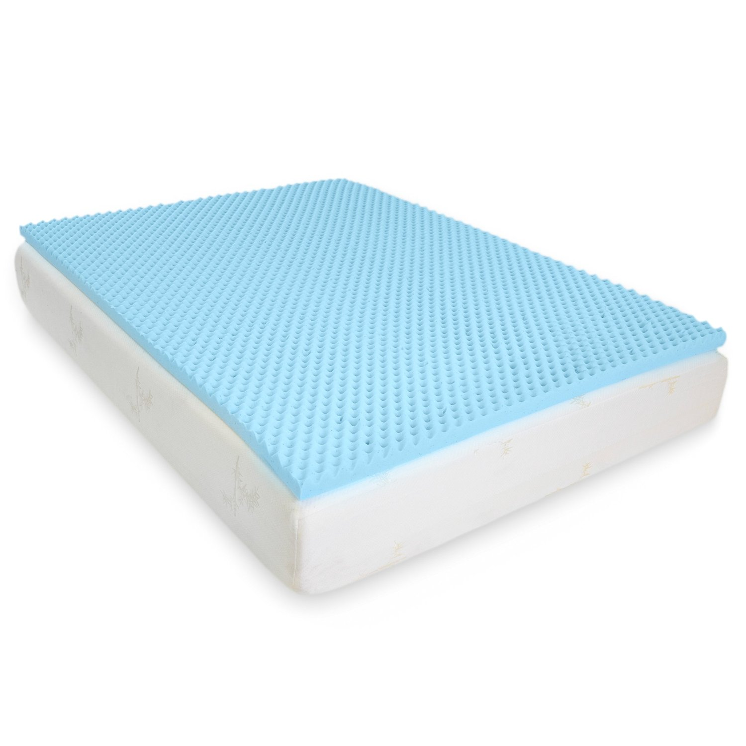 Foam Mattress Pad Ultimate Sleep Dunlop Latex Mattress Pad Toppers Comforpedic Loft From