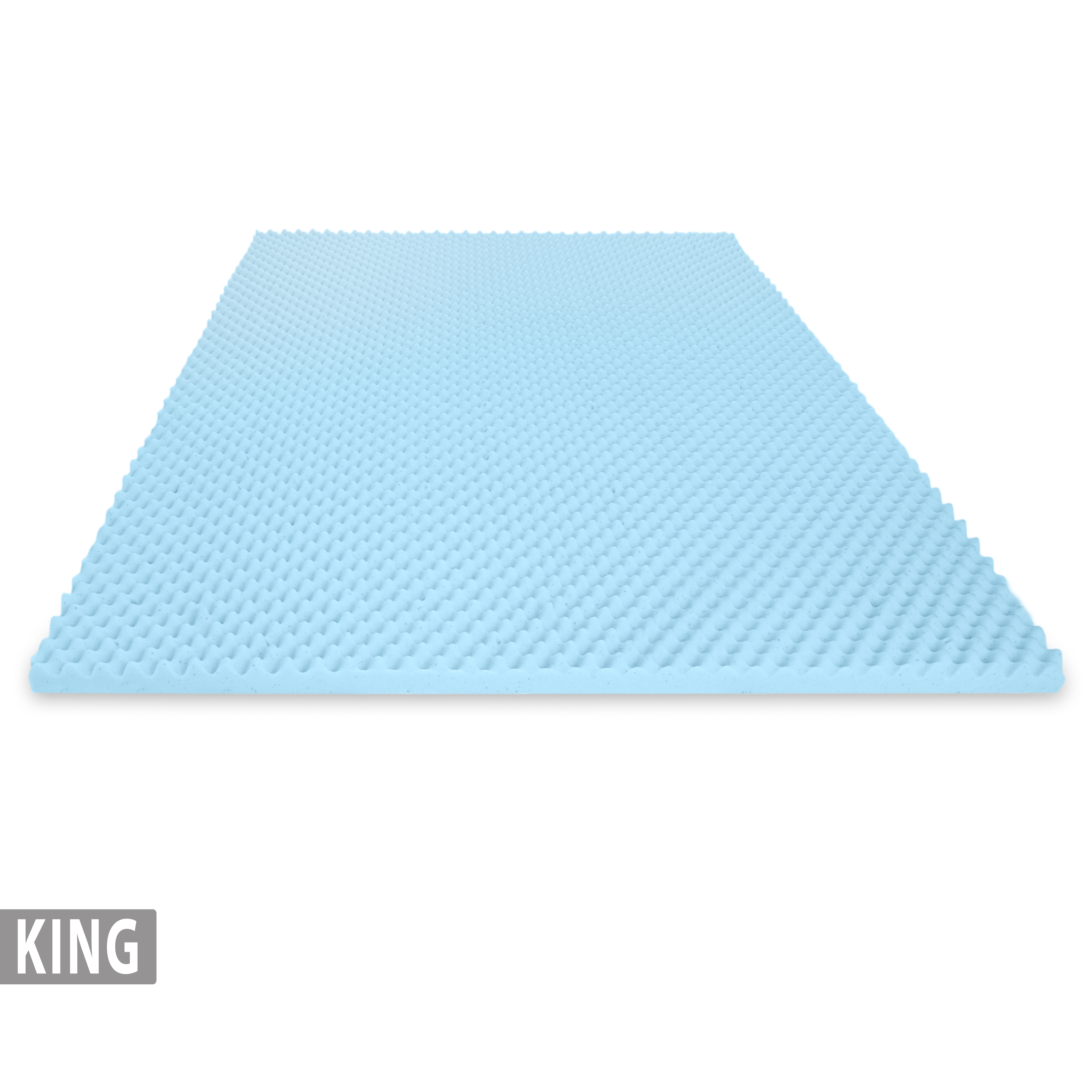 King Bed Egg Crate